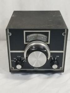 Vintage Siltronix  Model 90 VFO