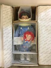 "ULTRA RARE THE DANBURY MINT RAGGEDY BABY ANDY 20"" TALL DOLL By Kelly RuBert"