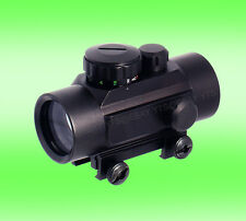 RED/GREEN DOT SIGHT Fits Colt Smith & Wesson WEAVER PICATINNY RAIL