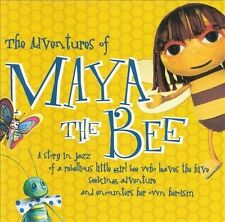 Adventures of Maya the Bee, The Adventures of Maya the Bee (A Story in Jazz), Ex