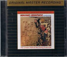 Herrmann, Bernard The Four Faces of Jazz MFSL Gold CD U II ohne J-Card UDCD 672