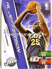 NBA Adrenalyn XL 2011 - Al Jefferson #091 - Utah