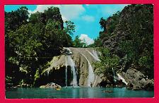 Unposted card. Turner Falls, on U.S.77, South of Davis, Oklahoma, U.S.