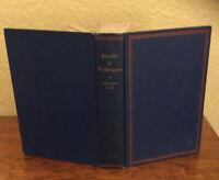 Reveille In Washington, 1860-1865 By Margaret Leech (1941)
