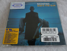 Scooter She's the sun 2000  Maxi-CD  Limited Edition nummeriert