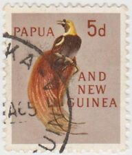 Papua New Guinean Birds Stamps