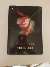 Twilight Saga libri New Moon Stephenie Meyer Italiano