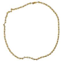chain stamped Buccellati Buccellati 18k gold link