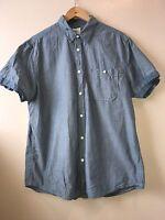 Cedarwood State By Primark Men's Shirt Blue Size L<NH531