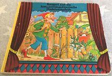 Kasperl und die konstantinopolitanische Dudelsackpfeife altes Kinderbuch