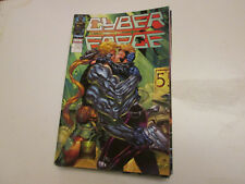 CYBER FORCE  11 . COMICS . IMAGE/SEMIC..1997  ..TBE