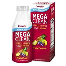 32oz MEGA Clean by Detoxify - Tropical Fruit Flavor - SAME DAY PRIORITY SHIP