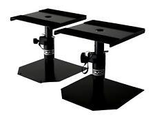 Stabile Tischstative für Studio Monitor Boxen, auch für Laptop HiFi DJ geeignet