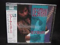 JOE SATRIANI Not Of This Earth JAPAN BLU-SPEC CD G3 Steve Vai Greg Kihn Band