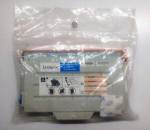 Original Lexmark Toner 15W0900 Cyan Optra C720 C720n C720dn A.V