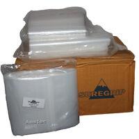 Heavy Duty Plain Grip Seal Resealable Zip Lock Polythene Plastic Bags 350 Gauge