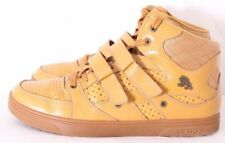 Vlado IG-1160-13 Knight Tan Leather Double Strap High Top Sneaker Men's US 11