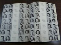1947 ABRAHAM LINCOLN HIGH SCHOOL San Jose CA YEARBOOK Annual The Monarch