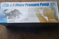 New Jabsco ParMax 2.9 12v Pressure Controlled Par Max Water Pump. 11L Pmin