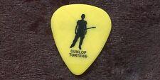 JOHN MAYER 2003 Heavier Tour Guitar Pick!!! MICHAEL CHAVEZ custom concert stage