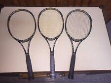 Tennis Racquet x3 Kneissl Toms Machine