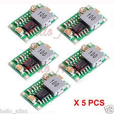 5pcs DC-DC Buck Step Down Voltage Regulator Micro Module 3.3V 5V 6V 9V 12V 3A