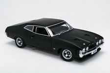 83880 FORD XA FALCON GT HARDTOP PLAIN BODY SATIN MATTE BLACK 1:18 MODEL CAR