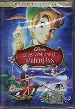 Dvd Disney **LE AVVENTURE DI PETER PAN** nuovo 1953