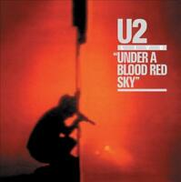U2 - UNDER A BLOOD RED SKY NEW CD