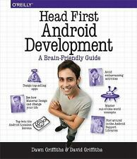 Head First Android Development by Griffiths, Dawn, Griffiths, David