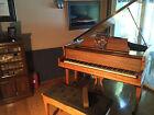 Antique 1917 Aeolian Duo Art Reproducing Baby Grand Piano