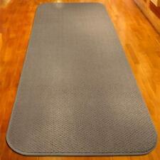 8 ft x 36 in Skid-Resistant Carpet Runner Camel Tan hall area rug floor mat