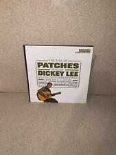 "DICKEY LEE ""THE TALE OF PATCHES"" 1962 VINYL RECORD/LP (#123)"
