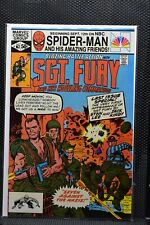 Sgt Fury and His Howling Commandos #167 Marvel 1981 LAST ISSUE LOW PRINT RUN 9.4