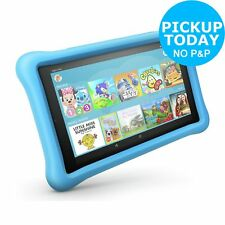 Amazon Fire 8 Kids Edition 8 Inch 32GB Tablet - Blue.