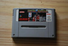 SUPER NBA BASKETBALL - SUPER NINTENDO