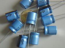 2 pcs UKA1E471MPD KA 470uF 25V Nichicon AUDIO Capacitor 105°C RM5 Kondensator