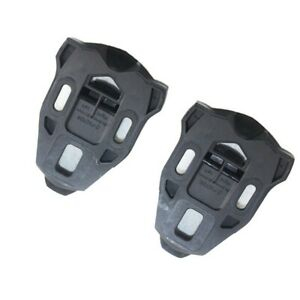 Cycling Pedal Cleats For Road Bike Riding Accessories Black For Time I-clic