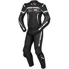 IXS rs-700 caballeros Sport fetichistas cuero combinado STD/lang/corto negro gris blanco