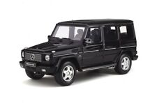 Otto Mobile Mercedes-Benz G Class 55 2003 1:18 Obsidian black metallic