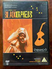 Black Orpheus DVD 1959 Brazilian Portuguese Movie Drama Classic