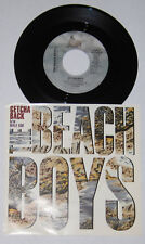 """The Beach Boys - Canadian 45 with PS - """"Getcha Back"""" / """"Male Ego"""" -  NM/VG+"""