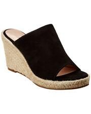 Stuart Weitzman Marabella Suede Wedge Sandal Women's