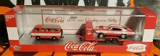 M2 MACHINES COCA-COLA * 1964 DODGE A100 CAMPER VAN & 1966 DODGE CHARGER GASSER *