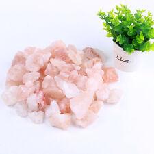 1/2lb Natural Himalayan Salt Rocks Healing Minerals for Crystal Salt Lamps