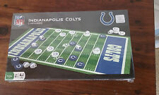 CHECKERS Family Board Game - NFL Indianapolis Colts Football Sports New Sealed
