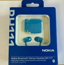 Official Nokia Bluetooth Stereo Headset BH-111 New