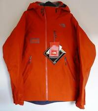 North Face Men's Free Thinker GoreTex Pro Jacket Patrol $599 MSRP M MED Orange