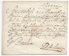Austria Vienna 1793 cover to Pesthini exp Budam Hungary