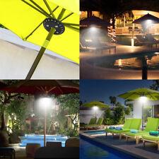 28 Led Garden Yard Patio Umbrella Camping Bbq Light Lamp 4*Aa Battery 3 Modes Us